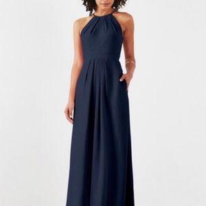 NEW Navy bridesmaid dress